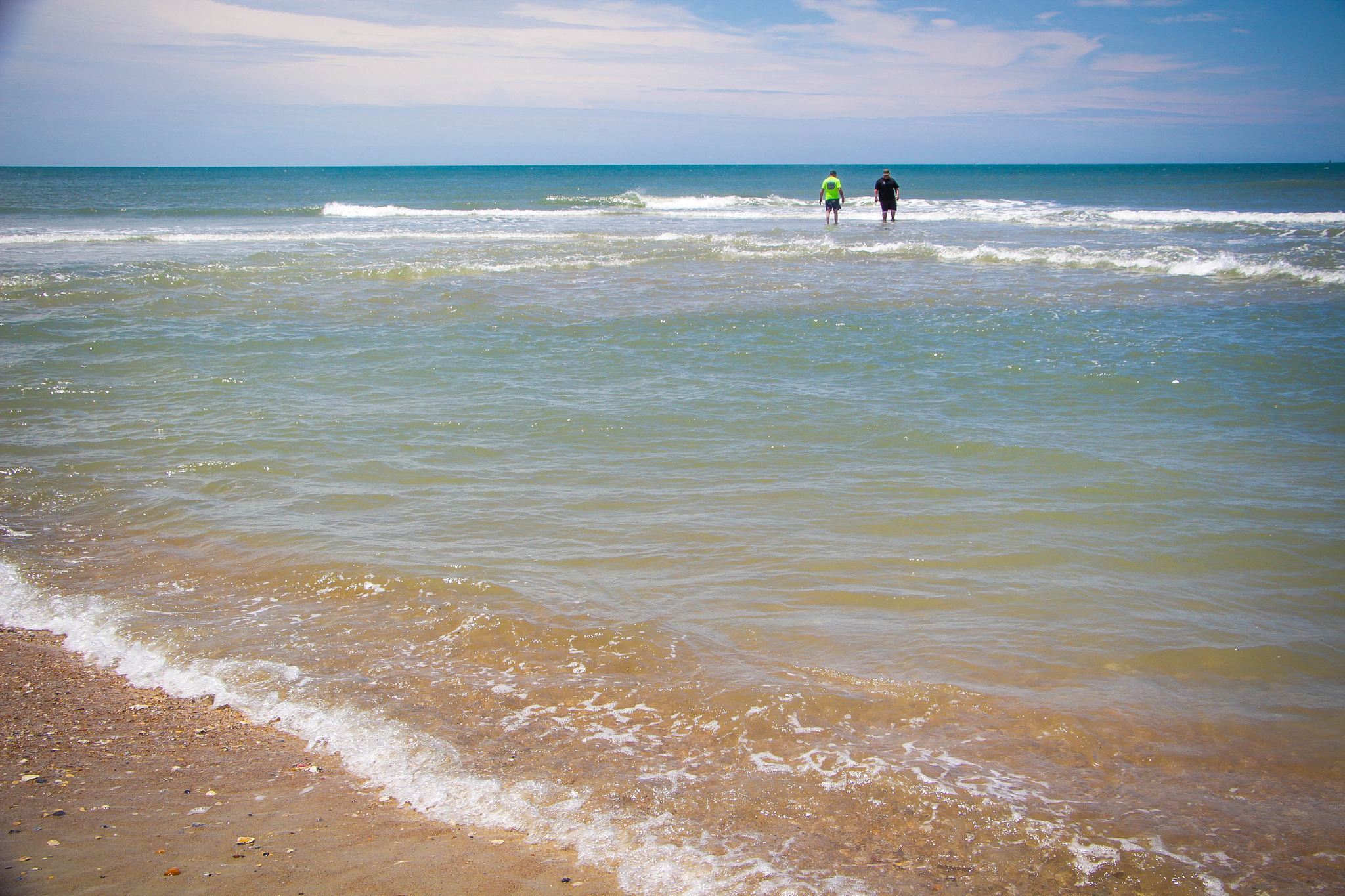 Where To Find The Bluest Water In North Carolina