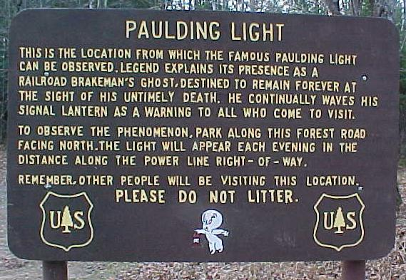 Image result for the paulding light