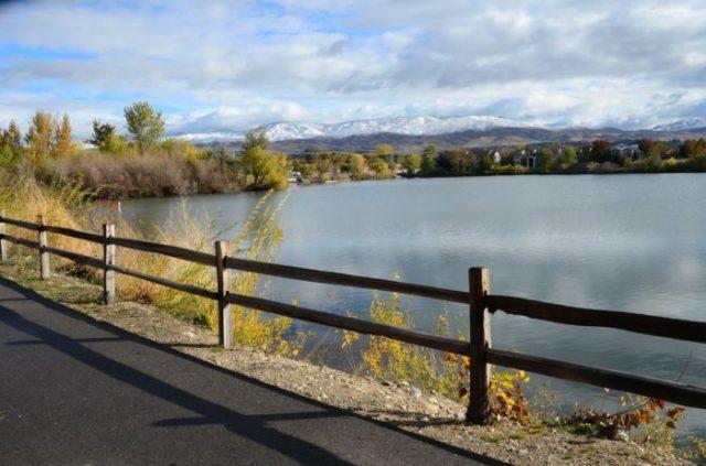 6. Quinn's Pond, Boise