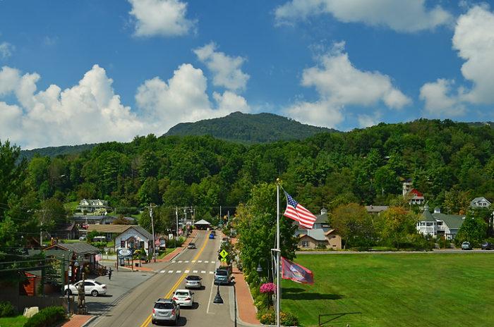 North Carolina Mountain Vacation Rentals