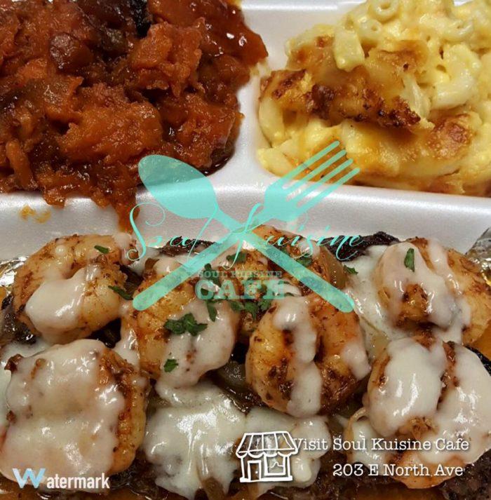 Soul Food Restaurants Md