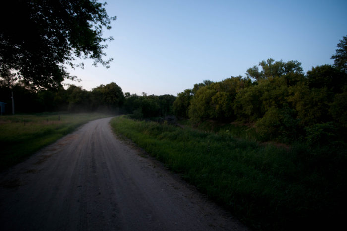 Country Dirt Roads