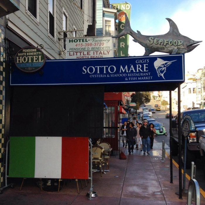Good Seafood Restaurants San Francisco