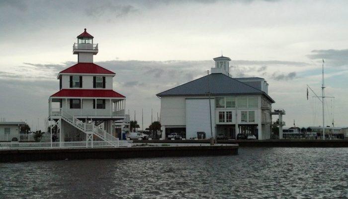 4. New Basin Canal Lighthouse