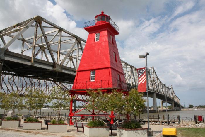 2. Southwest Reef Lighthouse