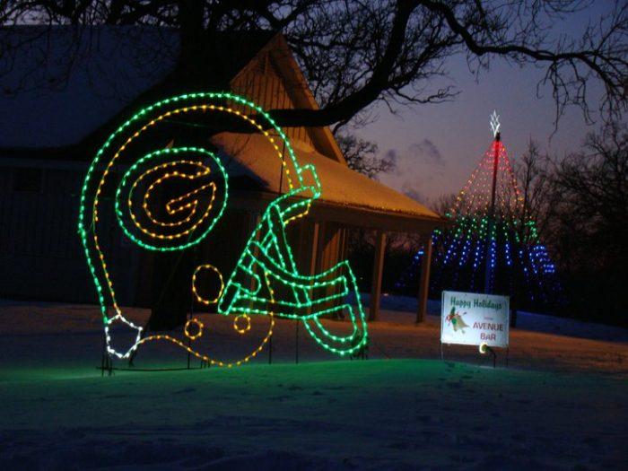 Rotary Lights La Crosse