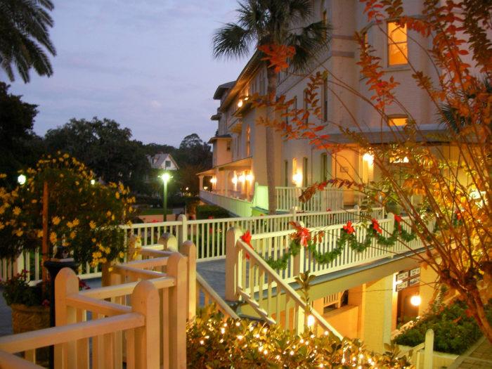 Savannah Holiday Lights