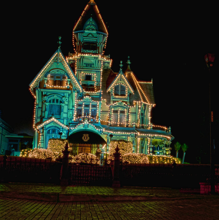 The 7 Best Christmas Towns In Northern California In 2016