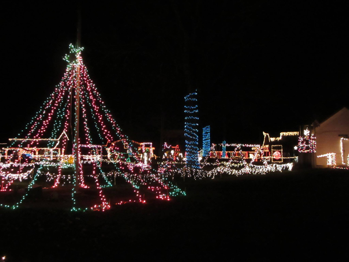 11 Best Christmas Light Displays In West Virginia 2016