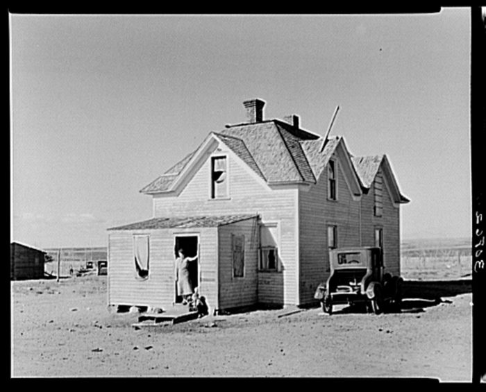 11 Rare Photographs Showing Life In North Dakota During The 1930s