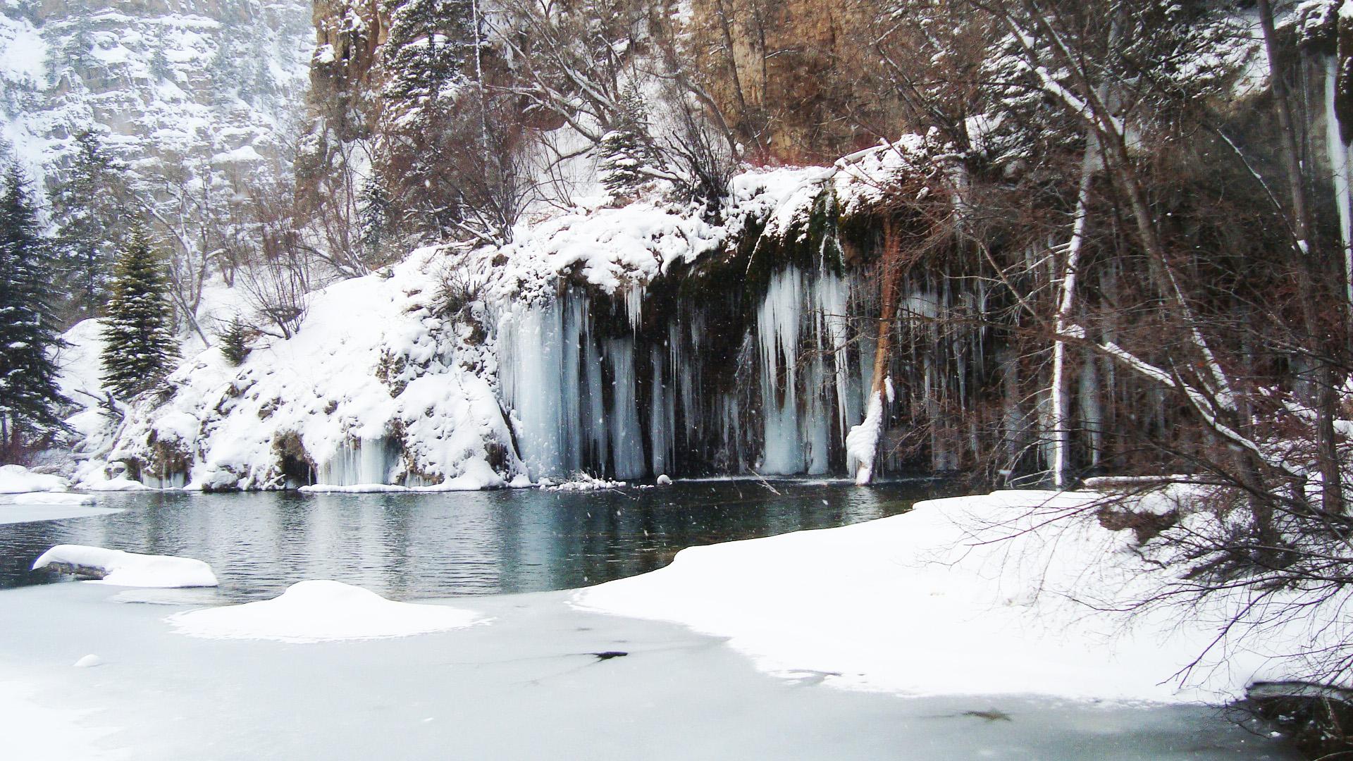 Winter Hiking West Virginia
