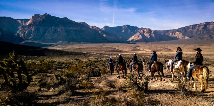 7 Magical Horseback Riding Adventures Only In Nevada