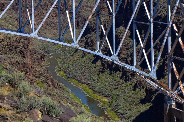 Palisades Sill Cimarron Canyon