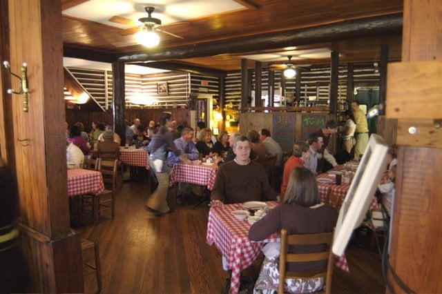 Family Style Restaurants Nearby