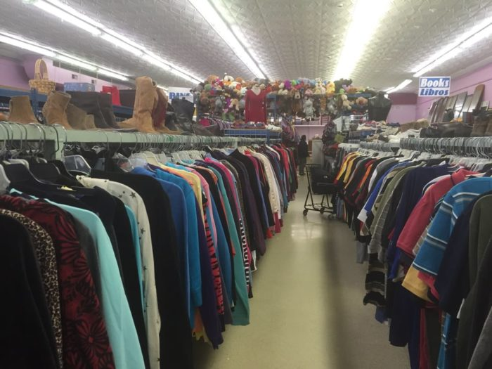 Georgia Avenue Thrift Store Is The Best Thrift Store In