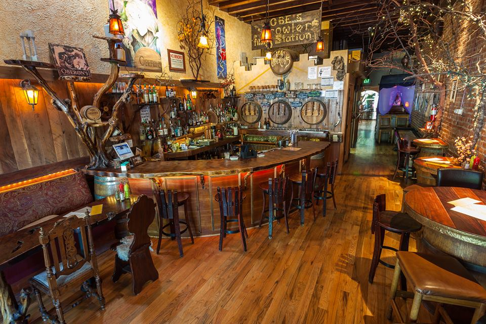 This Shakespeare Themed Oregon Restaurant Is Straight Out