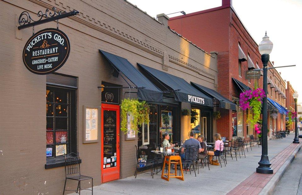 Portland Or Best Restaurants Downtown