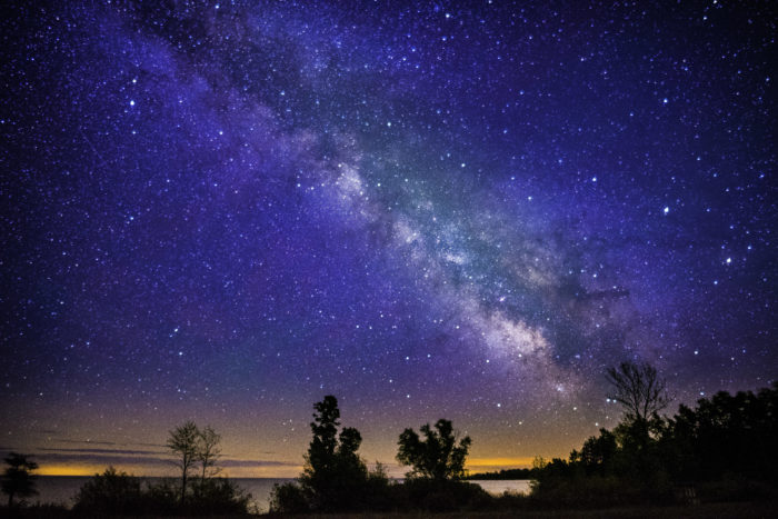Northern Lights Michigan 2017