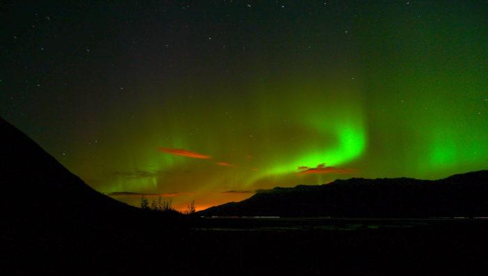 Alaska Lights View Best Northern Time Year