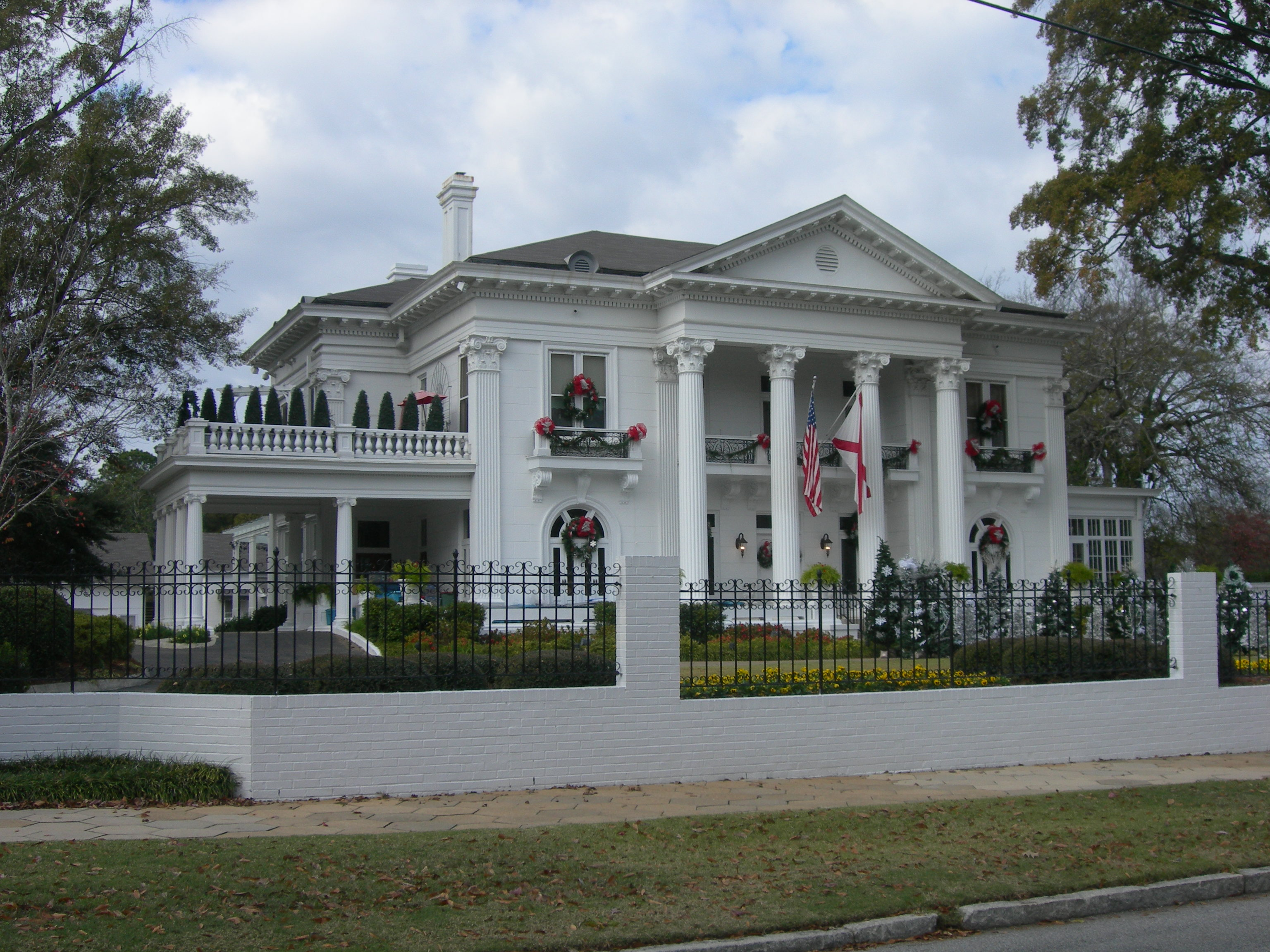 Christmas Home Tour Galveston