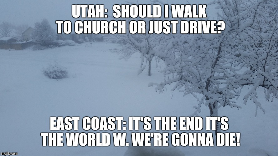 15 Downright Funny Memes You'll Only Get If You're From Utah