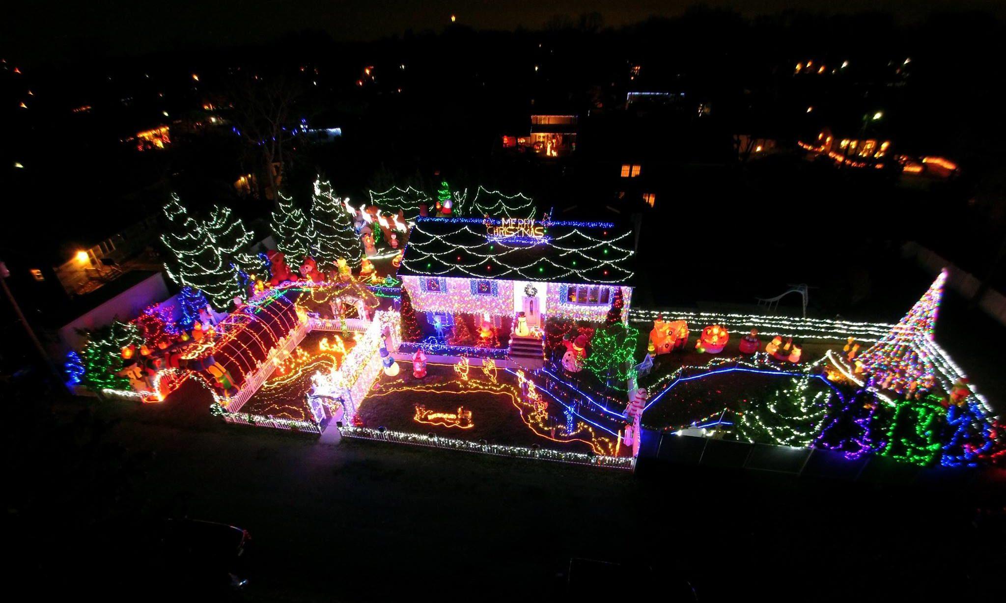 Tampa Christmas Lights