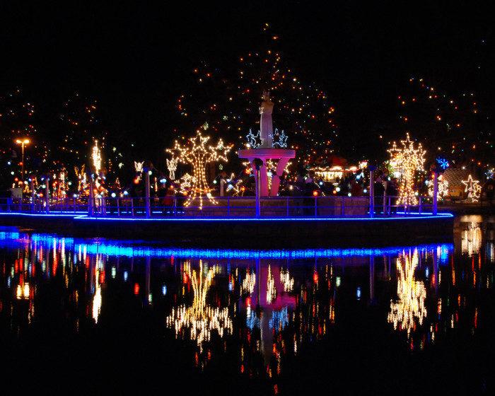 Fatima Lights Shrine Festival