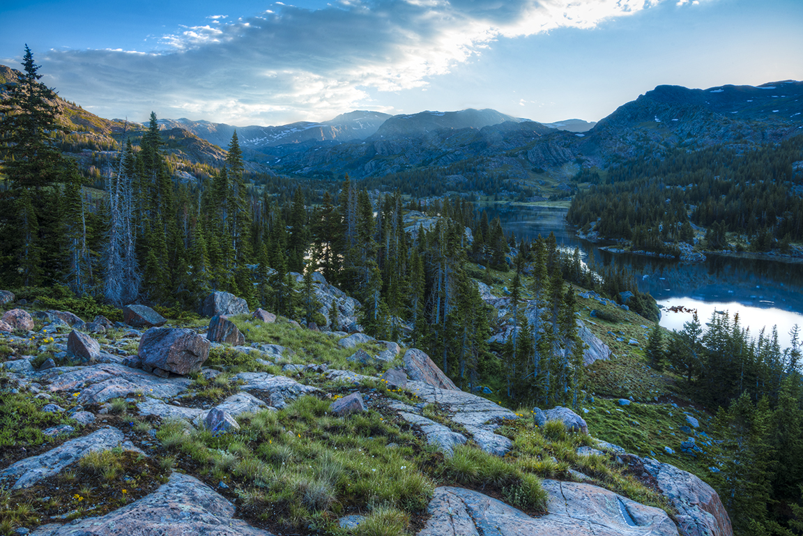 These Magnificent Wyoming Mountain Ranges Will Take Your
