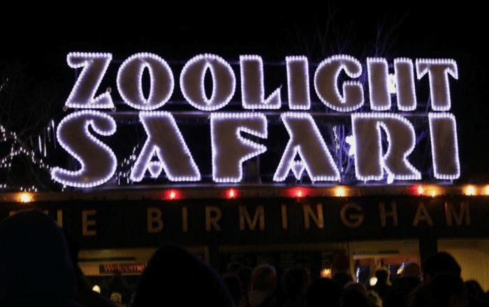 Birmingham Zoo Christmas Lights