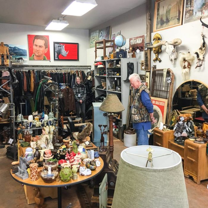 This Unique Thrift Store In Minnesota Is Unlike Any Place