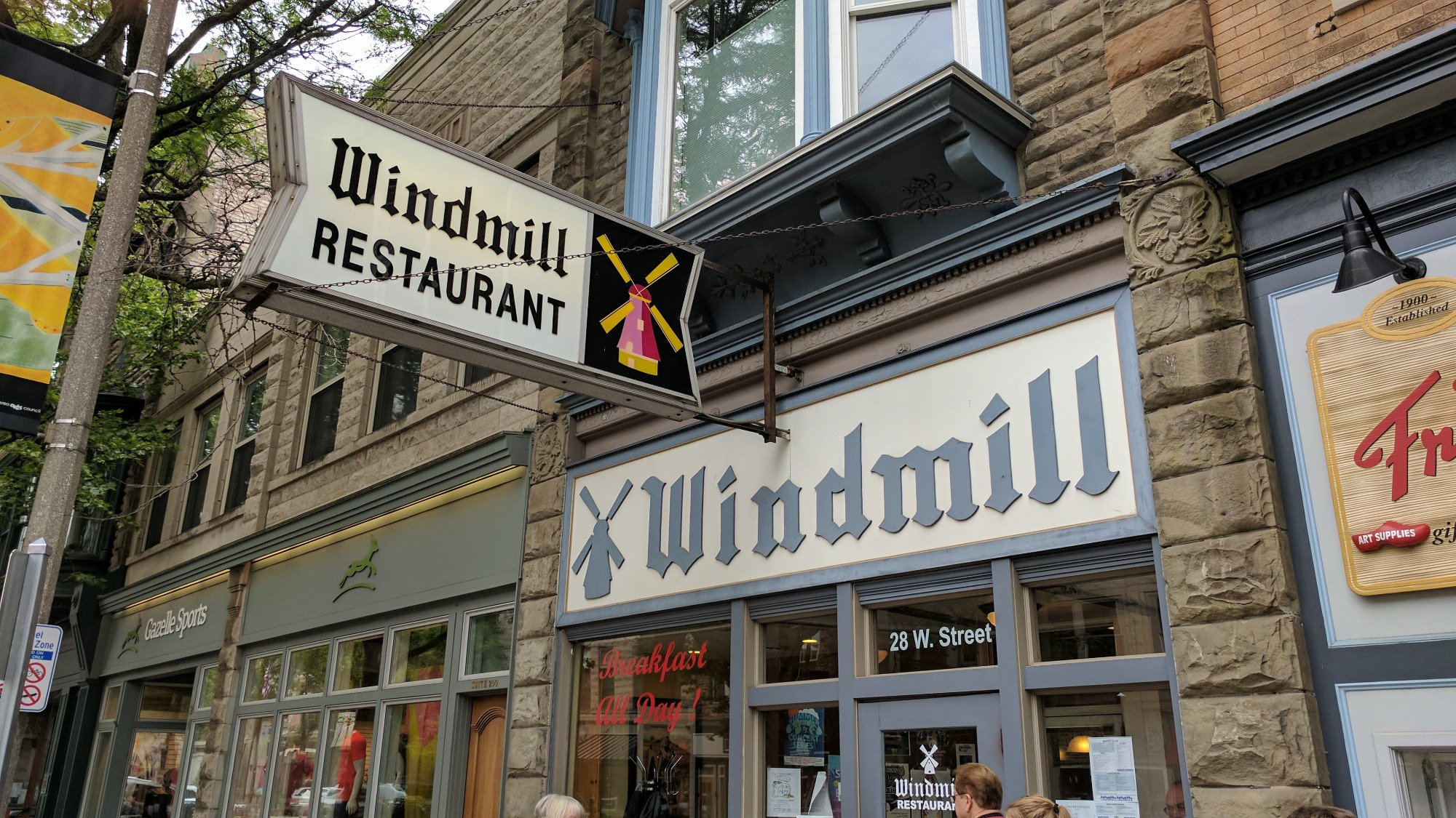 Family Friendly Restaurants Baltimore