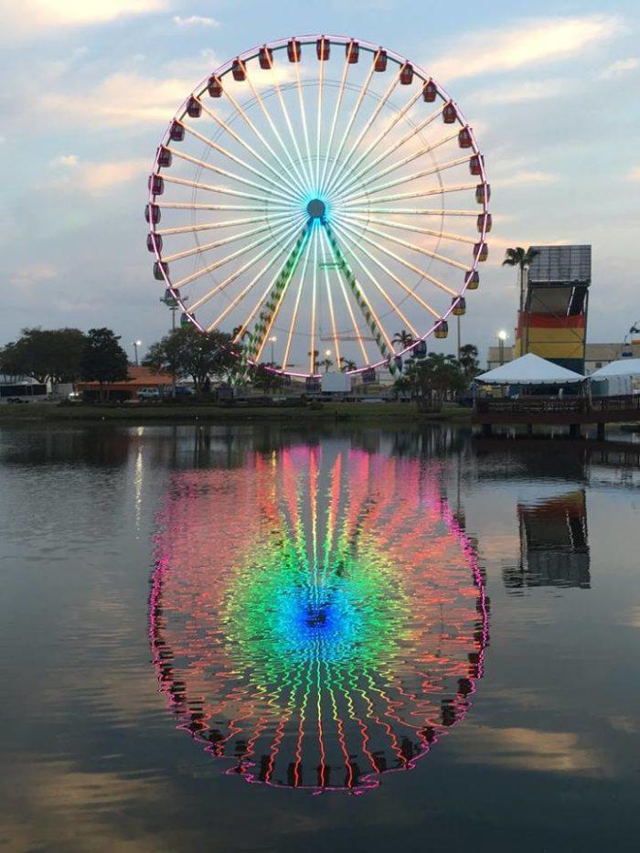 Country S Largest Ferris Wheel Coming To Coney Island In Cincinnati