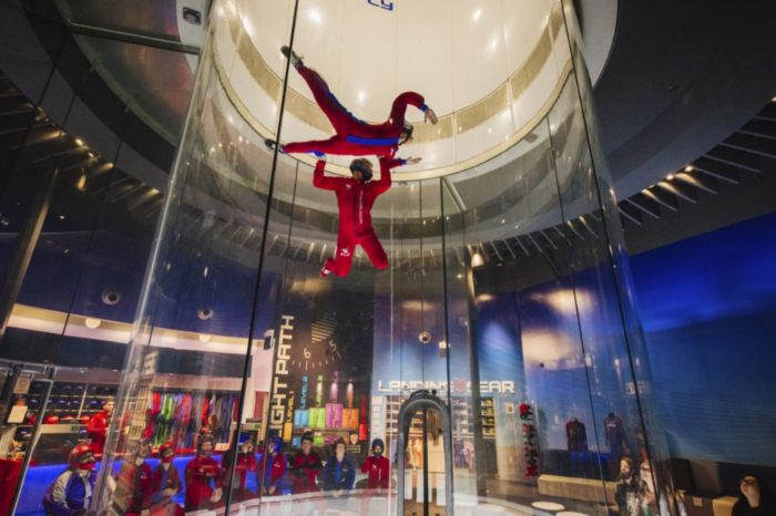 The Indoor Skydiving Adventure That You Can Take In