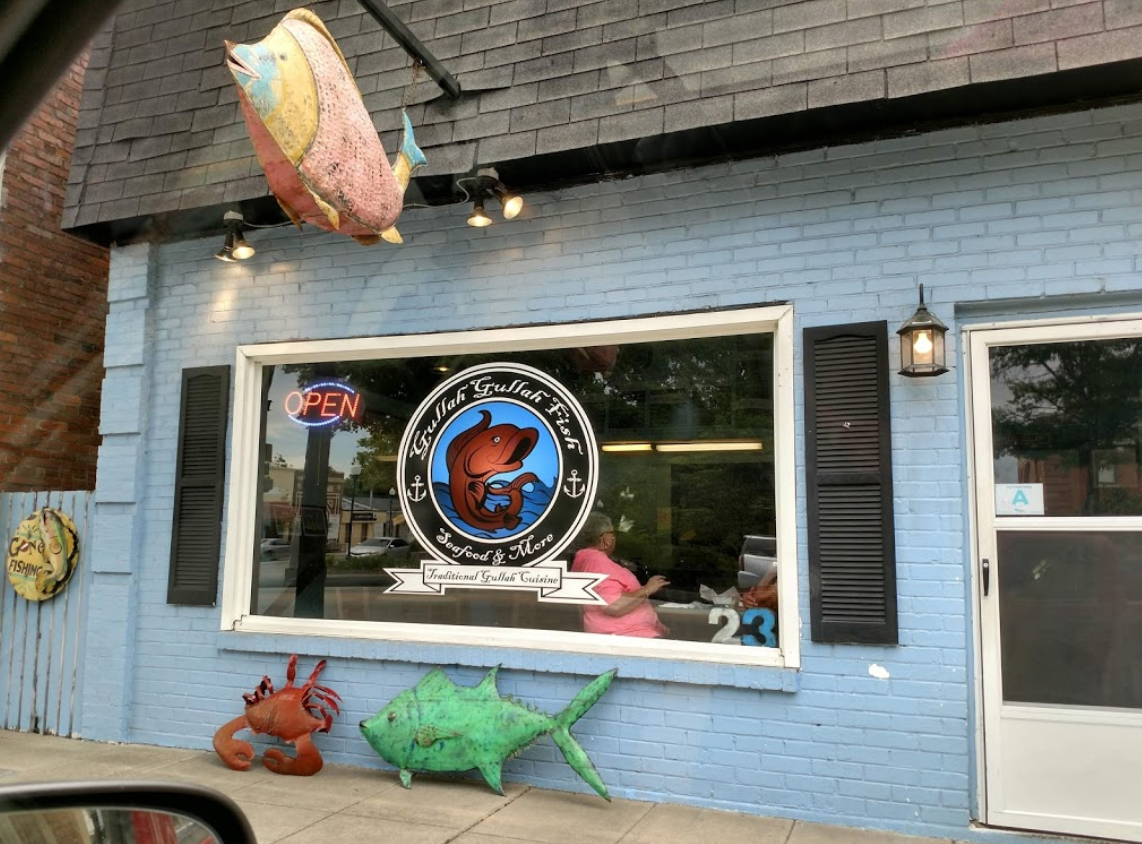 Fish Restaurant 120th And Federal