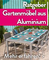 gartenmobel set aluminium gunstig