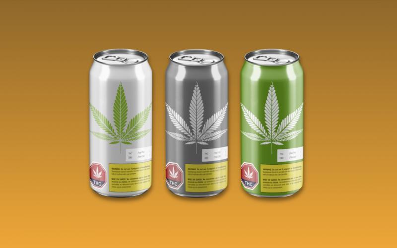 Cannabis Beverages Market: Billion Dollar Global Business with