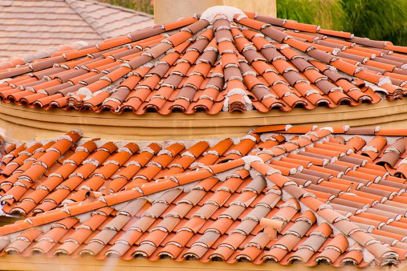 round roofing tile market size share