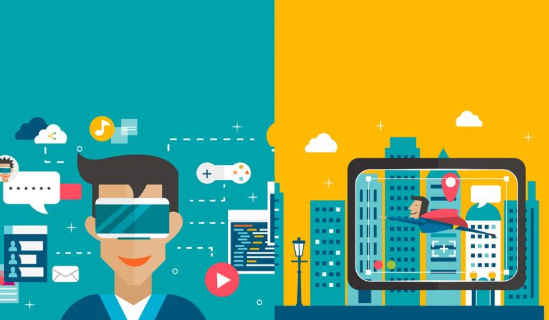 Augmented Reality and Virtual Reality (ARVR) Market