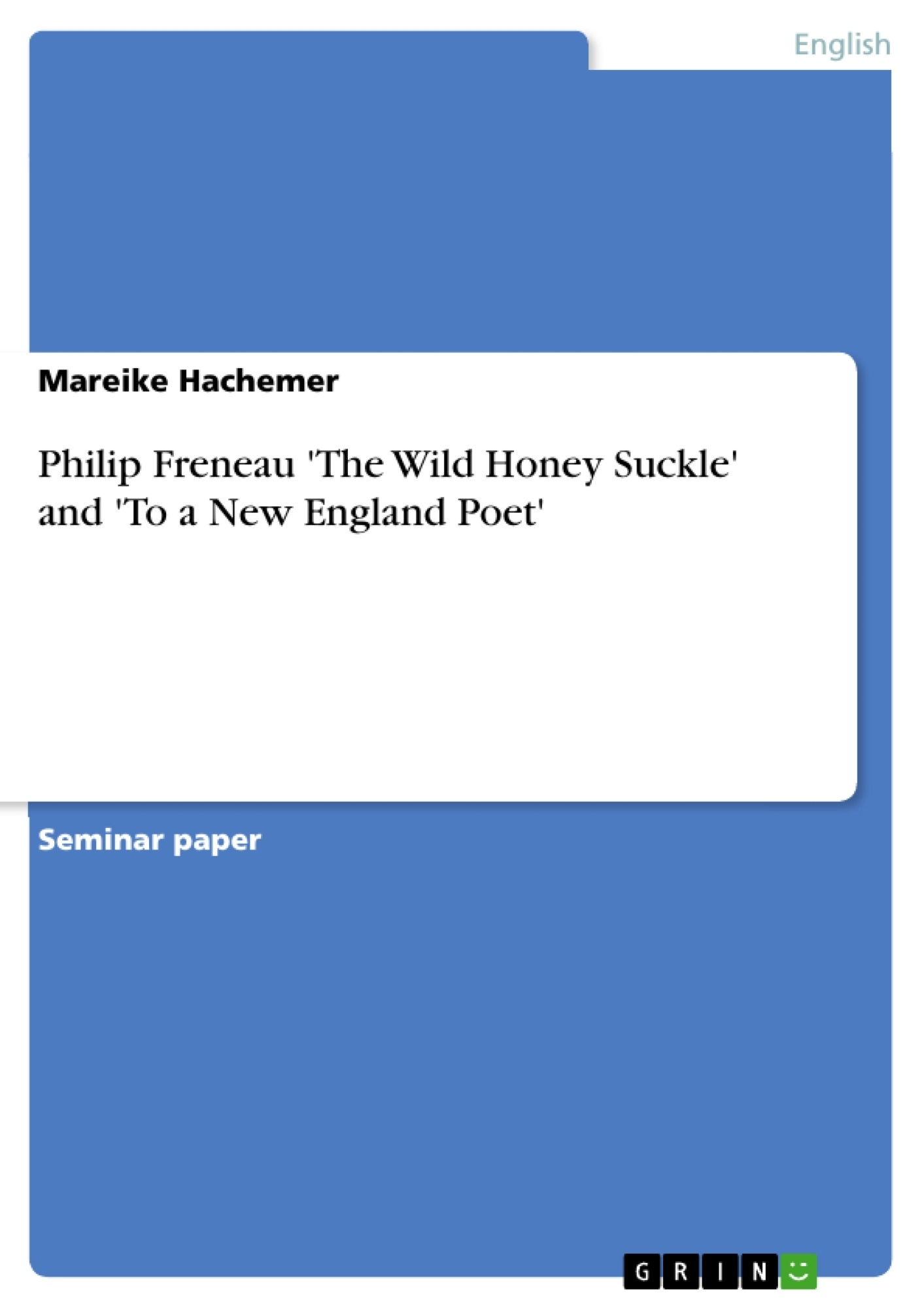 How To Write A Couplet