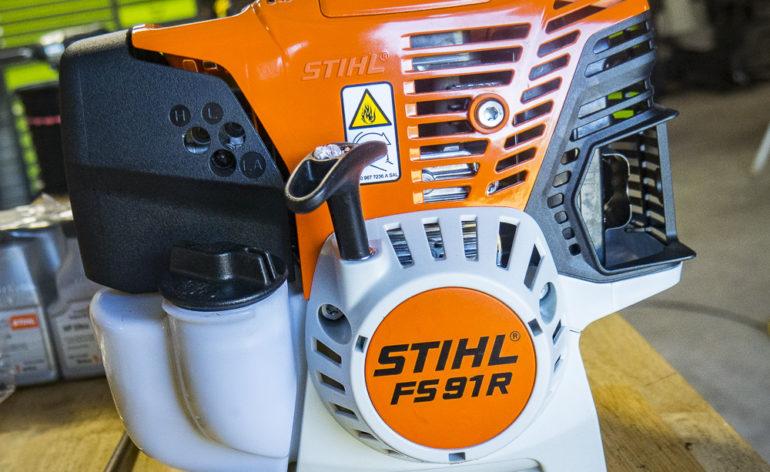 Stihl Fs 91 R String Trimmer Review