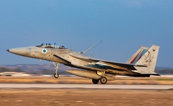 ВВС Израиля проводят учения по отражению агрессии ...