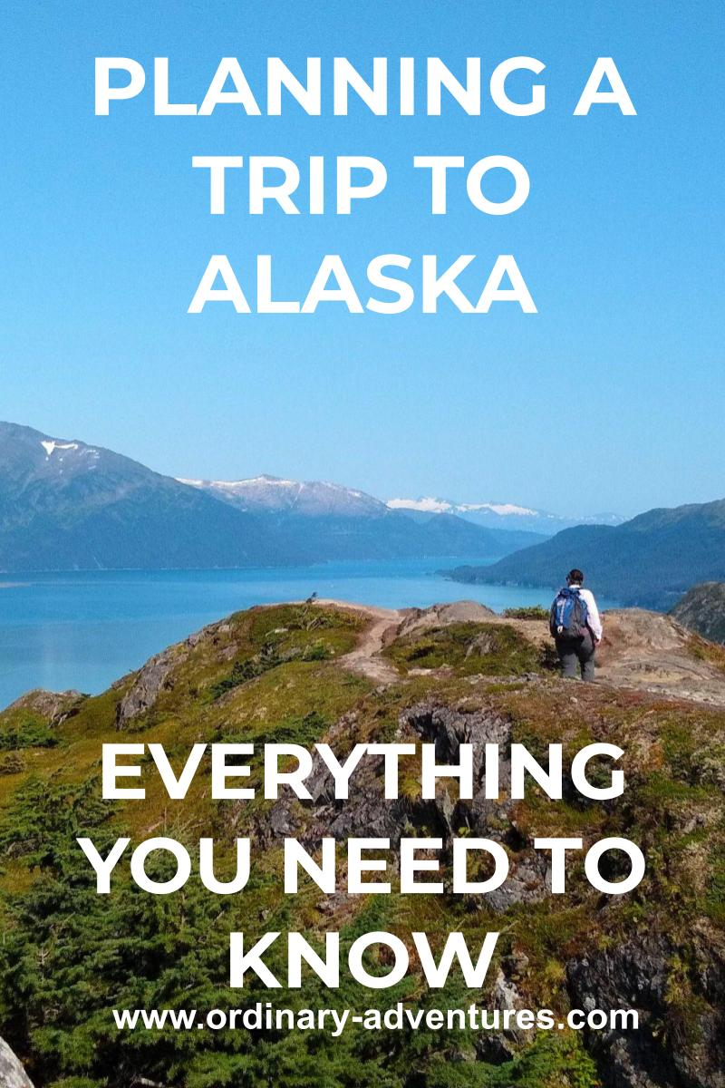 Best Alaska Itinerary And Guide To Planning A Trip To Alaska Ordinary Adventures