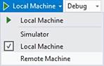 Remote Machine
