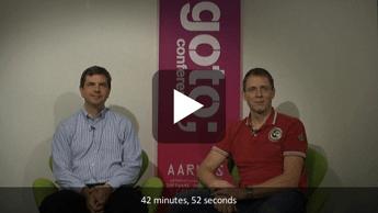 Lars Bak and Steve Lucco: Chakra, V8, JavaScript, Open Source