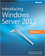 Introducing Windows Server 2012