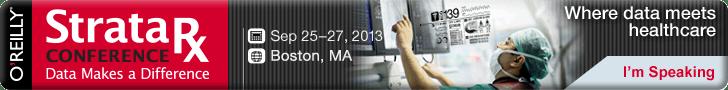Strata Rx Conference 2013