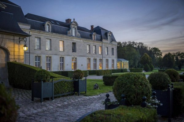 wonderful french chateau review of chateau de courcelles - 1024×681