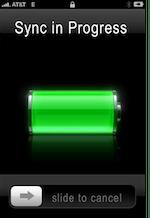 iphone backup slow