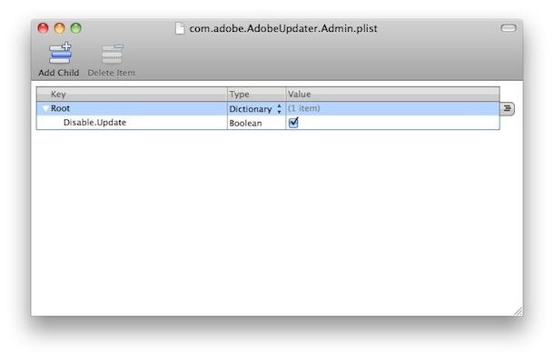 остановить менеджер обновлений Adobe запустить Mac