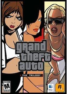 grand theft auto трилогия mac